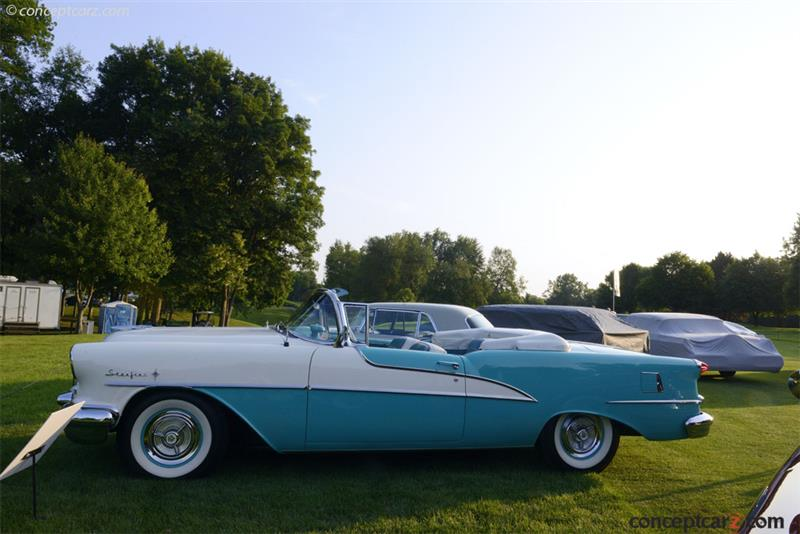 1955 Oldsmobile Ninety-Eight | conceptcarz com