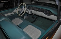 1956 Oldsmobile Ninety-Eight.  Chassis number 569L9662