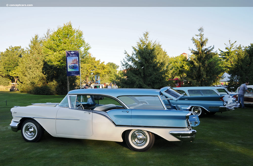 2008 Corvette For Sale >> Auction Results and Sales Data for 1957 Oldsmobile Golden ...