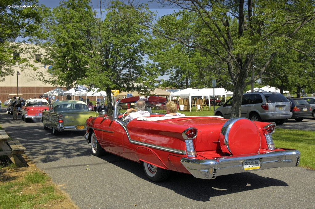 Auction Results and Sales Data for 1957 Oldsmobile Super 88