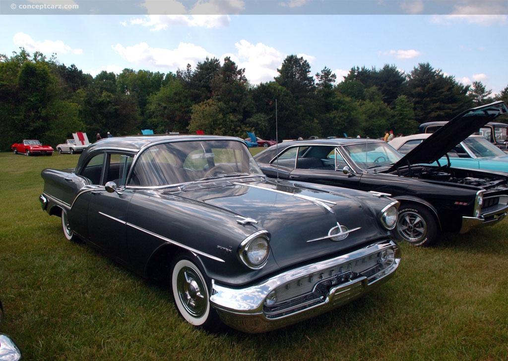 1957 Oldsmobile Super 88 Image Https Www Conceptcarz