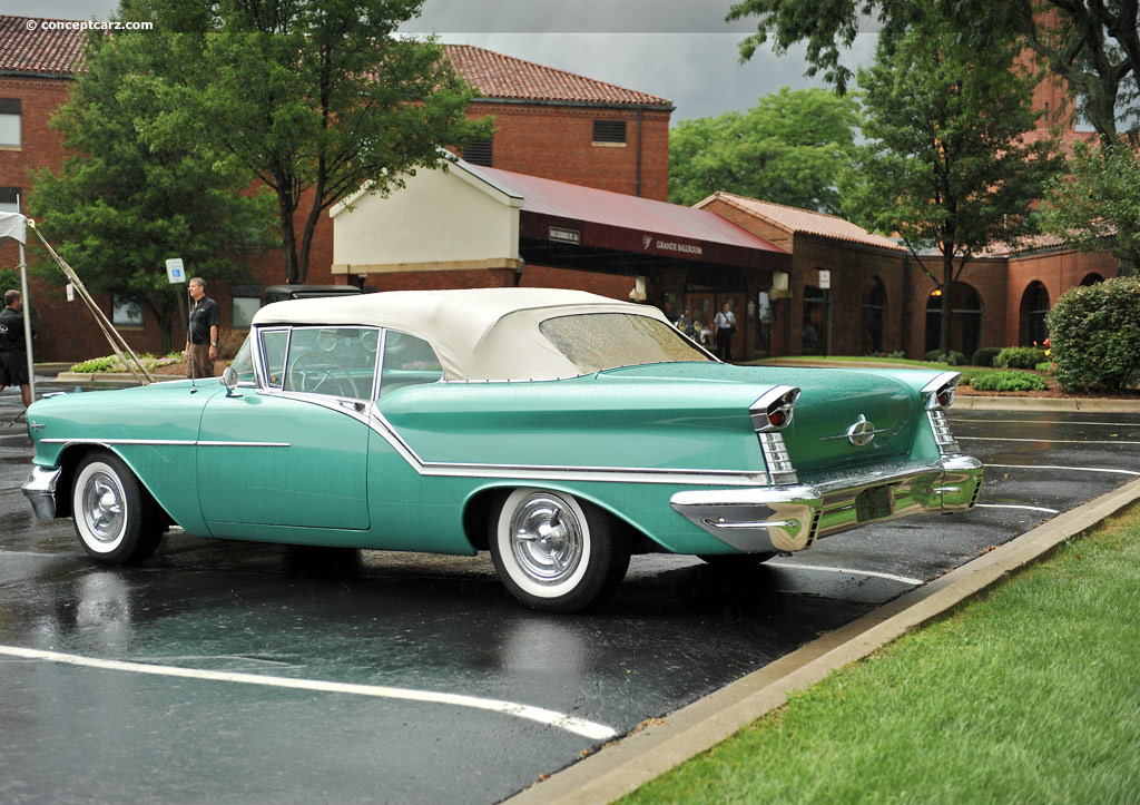 1957 Oldsmobile Super 88 photo on 1965 jaguar xke