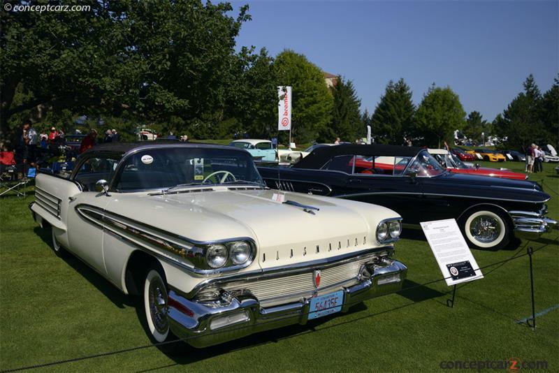 1958 Oldsmobile Super 88 chassis information