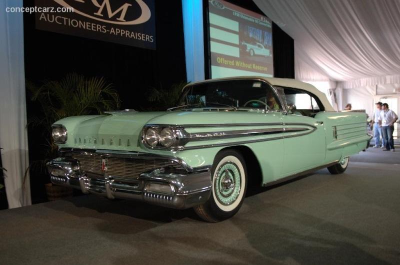 1958 Oldsmobile 98