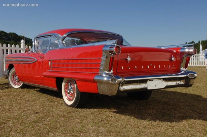 1958 Oldsmobile Super 88 | conceptcarz com
