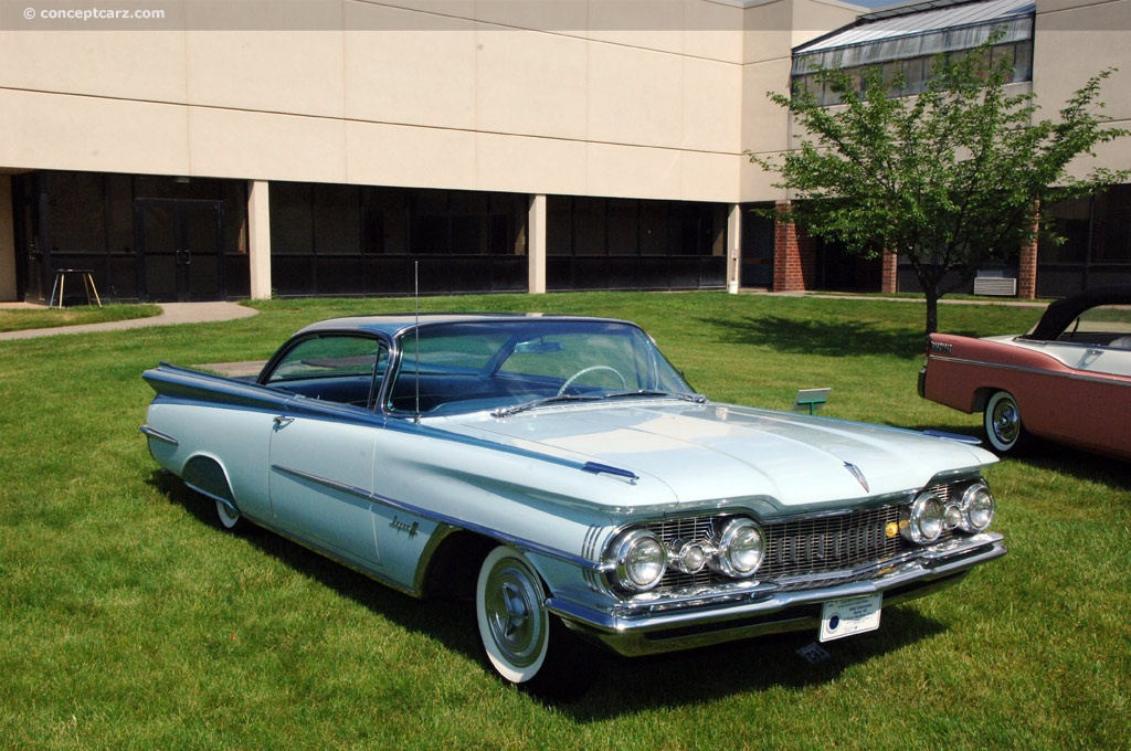 Delta Auto Sales >> 1959 Oldsmobile Super 88 History, Pictures, Value, Auction Sales, Research and News