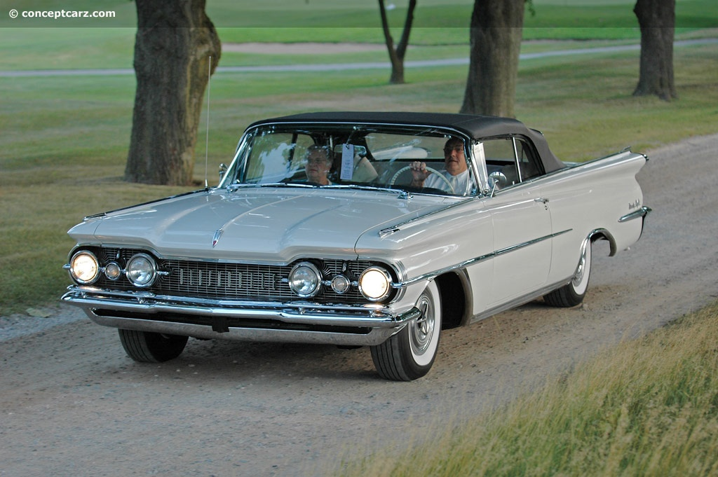 1959 Oldsmobile Ninety Eight History Pictures Value Auction Sales