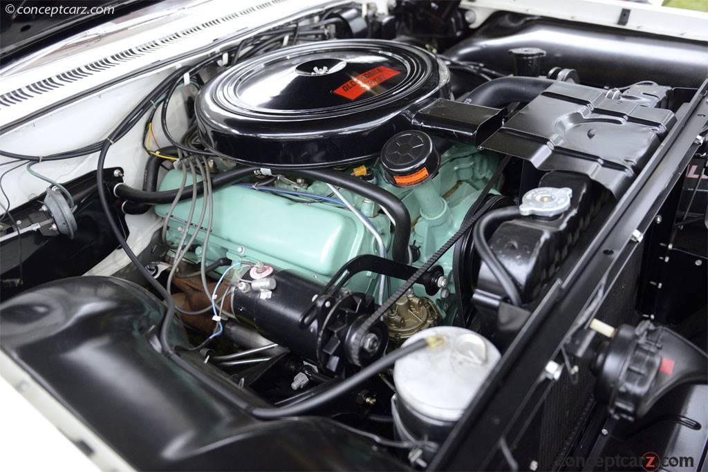 1960 Oldsmobile Ninety-Eight