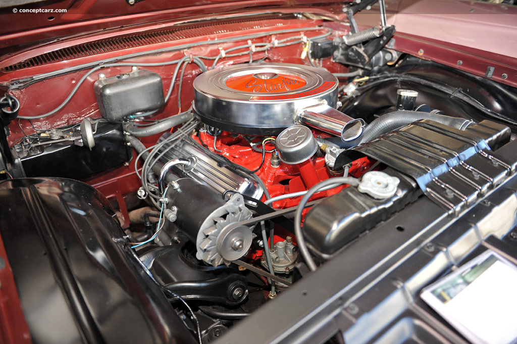 1962 Oldsmobile Starfire Image. Chassis number 626M14710