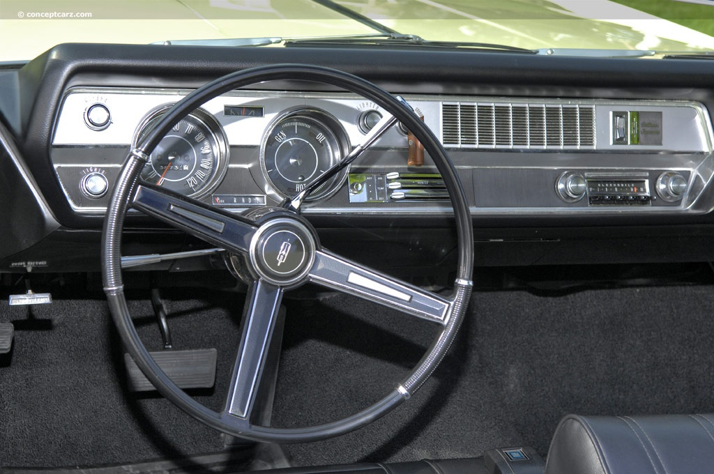 1967 Oldsmobile Cutlass Supreme Image