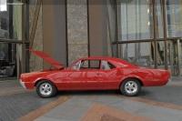 1967 Oldsmobile F-85