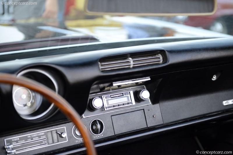 1968 Oldsmobile 442 Image  Photo 15 of 34