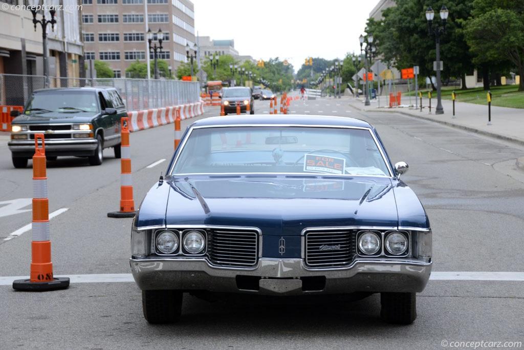 1968 Oldsmobile Delmont Eighty-Eight