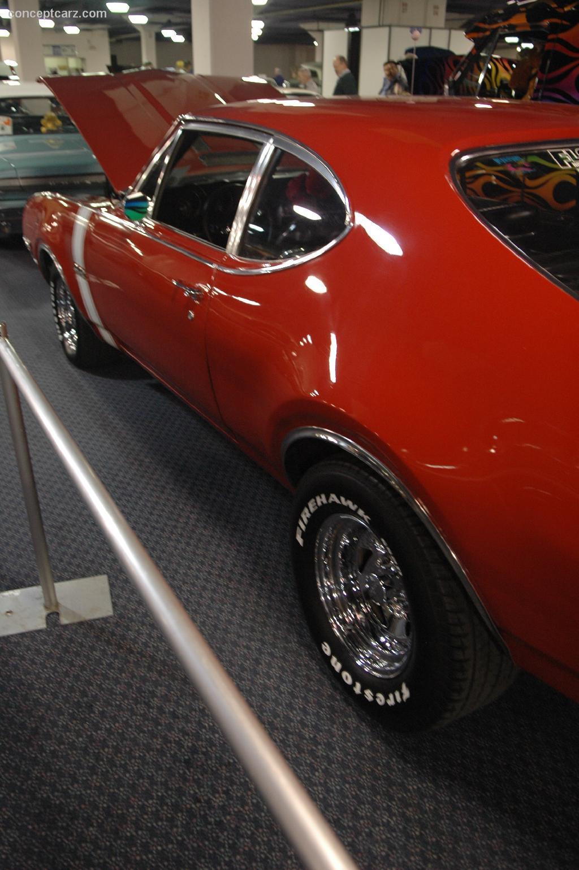 1968 Oldsmobile 442 Image Https Www Conceptcarz Com