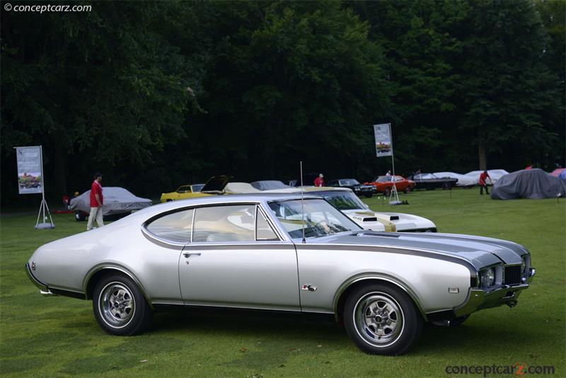 1968 Oldsmobile 442 | conceptcarz com