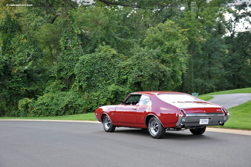 1969 Oldsmobile 442   conceptcarz com