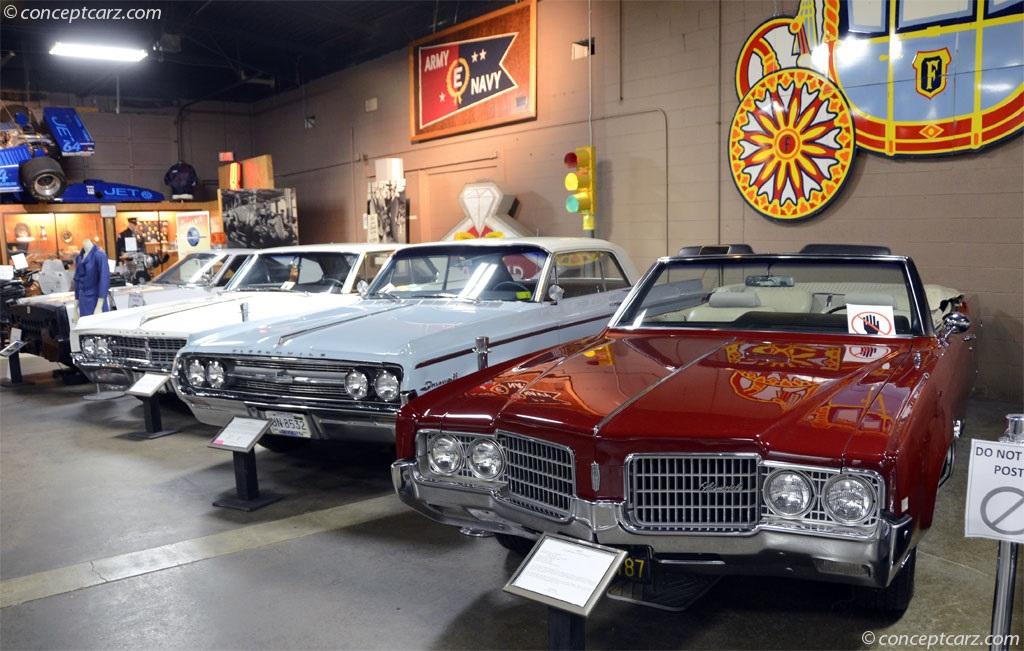 1969 Oldsmobile 98