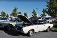 1969 Oldsmobile Cutlass S image.