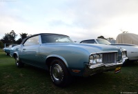 1970 Oldsmobile 442.  Chassis number 344670E124269