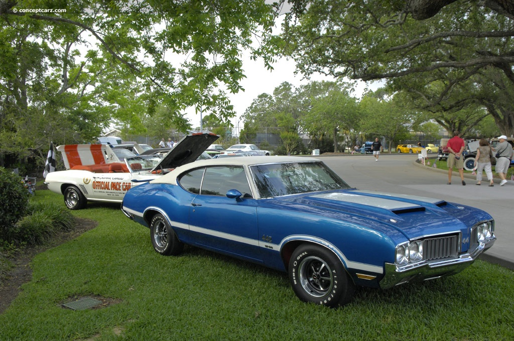 Auction Results And Sales Data For 1970 Oldsmobile 442 Conceptcarz Com