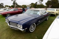 1970 Oldsmobile Ninety-Eight.  Chassis number 384670M402296