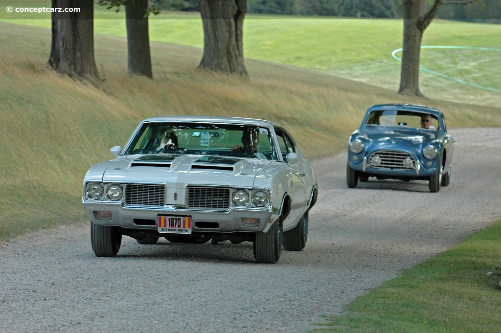1970 Oldsmobile Cutlass technical and mechanical specifications