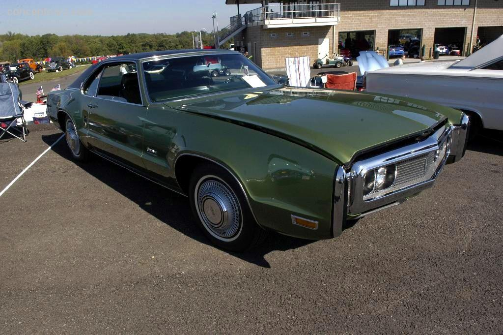 Olds Toronado Dv Br on 1960s Muscle Cars Olds