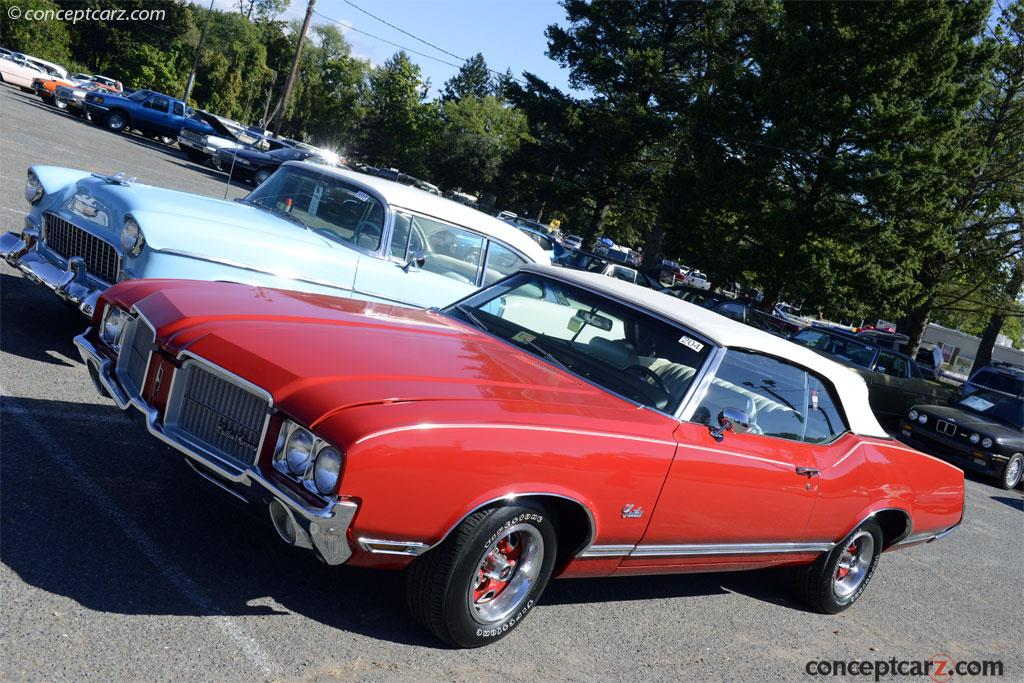 Auction Results and Sales Data for 1971 Oldsmobile Cutlass Supreme