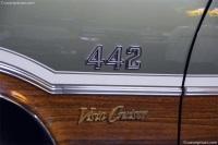 1972 Oldsmobile Vista Cruiser