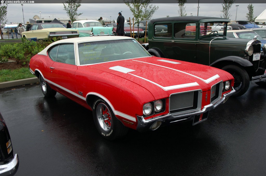1972 Oldsmobile 442 History, Pictures, Sales Value, Research and News