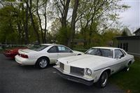 1975 Oldsmobile Cutlass.  Chassis number 3J57K5M337263
