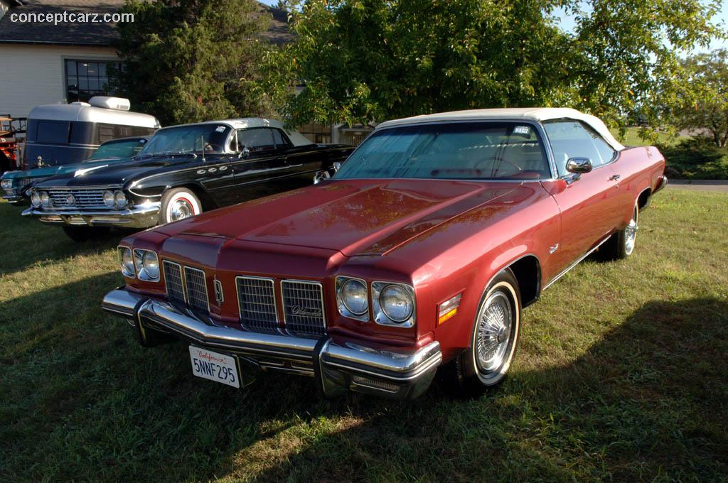 Auction Results And Data For 1975 Oldsmobile Delta 88