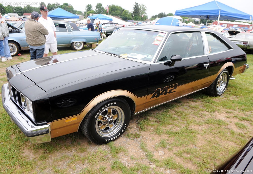 1978 Oldsmobile 442 History Pictures Value Auction