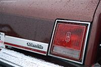 1978 Oldsmobile Cutlass.  Chassis number 3J09F82450951