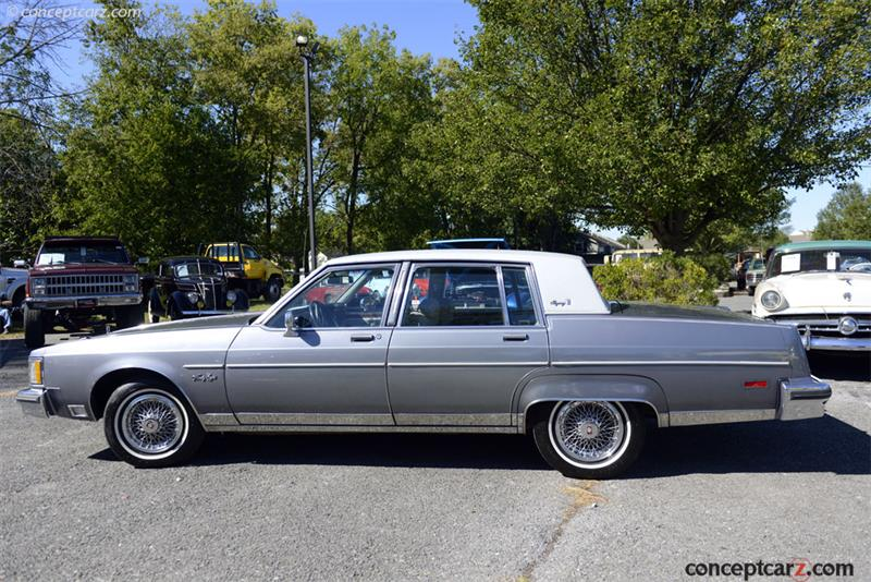 1982 Oldsmobile Ninety Eight Regency History Pictures