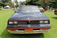 1983 Oldsmobile Cutlass Supreme.  Chassis number 1G3AK4797DM452567