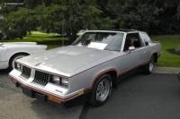 1984 Oldsmobile Cutlass image.
