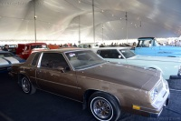 1986 Oldsmobile Cutlass Supreme.  Chassis number 1G3GR47Y7GP368362