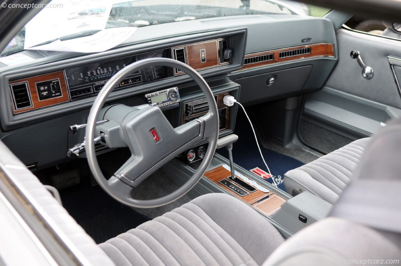 1987 Oldsmobile Cutlass Image Photo 1 Of 8