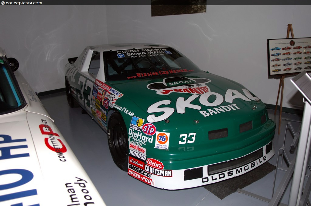 Supreme Auto Sales >> 1991 Oldsmobile Cutlass Skoal Bandit History, Pictures, Value, Auction Sales, Research and News