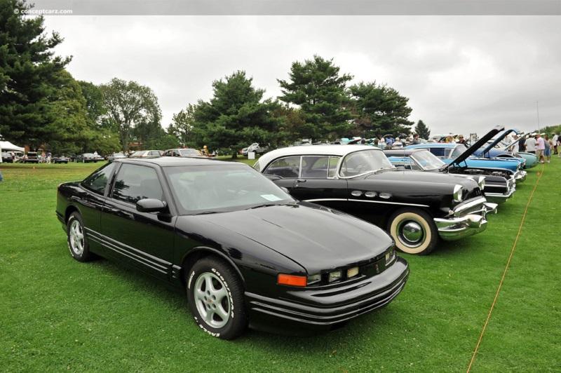 1997 oldsmobile cutlass series conceptcarz com 1997 oldsmobile cutlass series
