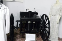 1887 Oldsmobile Steam Carriage