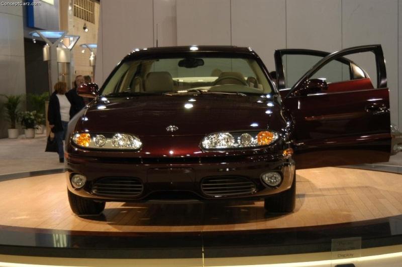2003 Oldsmobile Aurora
