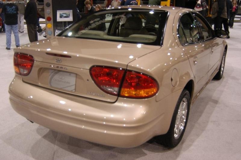 2003 Oldsmobile Alero Image Photo 3 Of 8