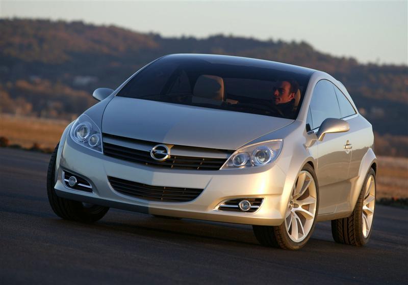 2003 Opel GTC Genève Concept thumbnail image