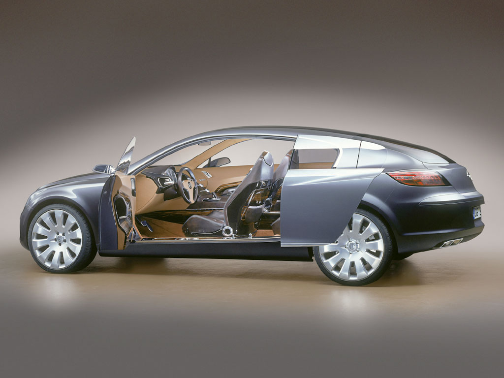 2003 Opel Insignia Concept History Pictures Sales Value