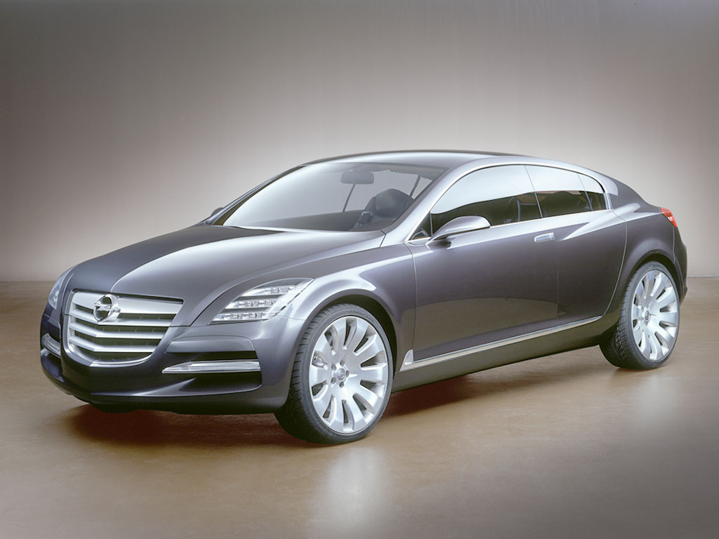 2003 Opel Insignia Concept Image Photo 63 Of 64