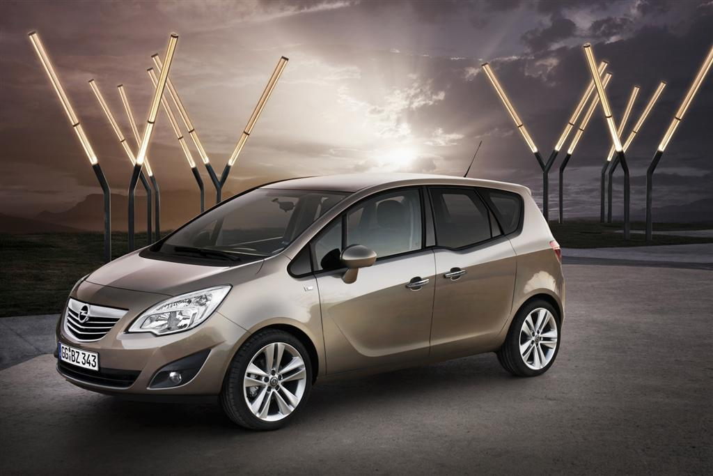 2010 opel meriva news and information conceptcarz 2010 opel meriva sciox Image collections