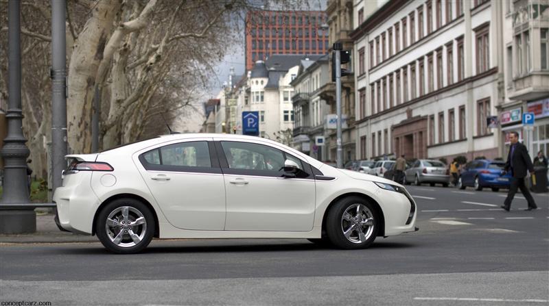 2012 Opel Ampera Image Photo 10 Of 50