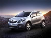 2012 Opel Mokka image.